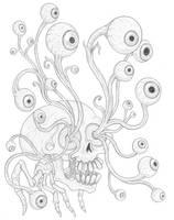 Mortasheen - Eyedra by scythemantis