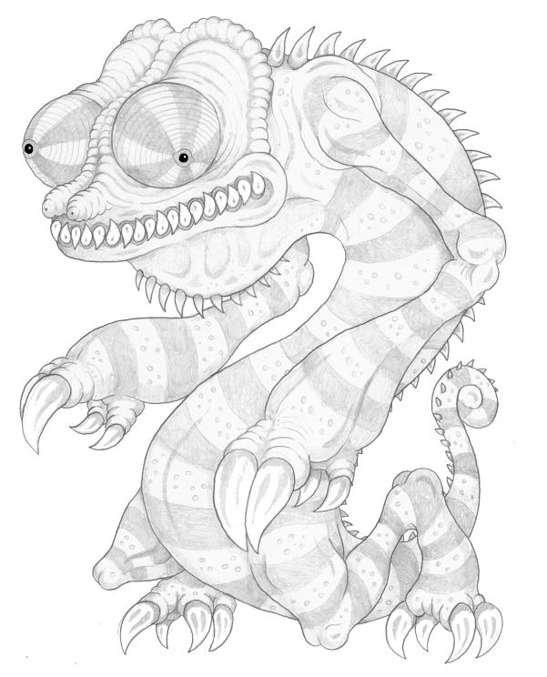 Mortasheen - Draculisk by scythemantis