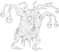 Mortasheen - Willoweird by scythemantis