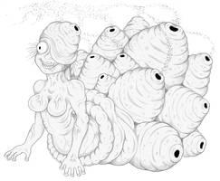 Mortasheen - Infestion by scythemantis