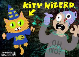 kity wizerd by scythemantis