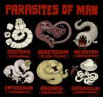 Parasites of Man