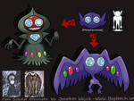 Sableye Evolutions