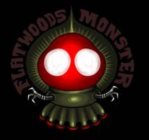 The Flatwoods Monster by scythemantis