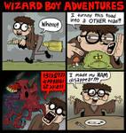 Wizard Boy Adventures