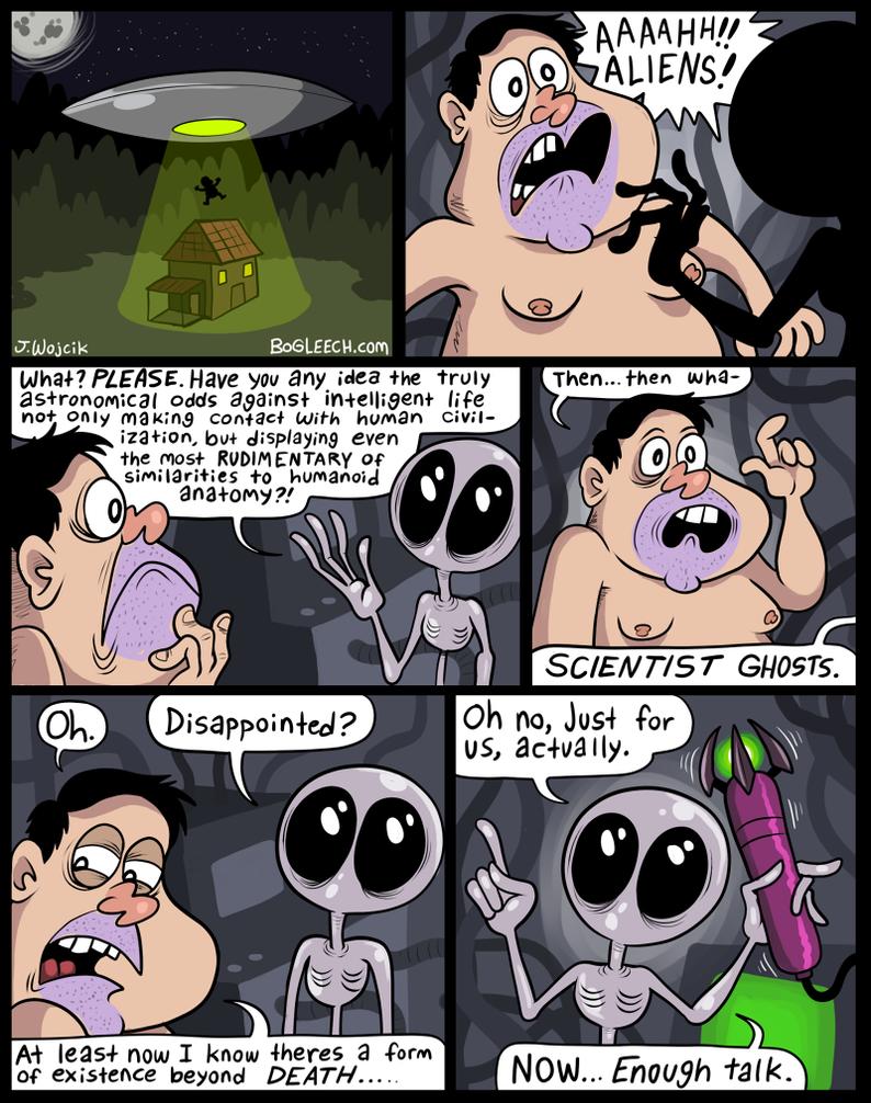 The truth by scythemantis