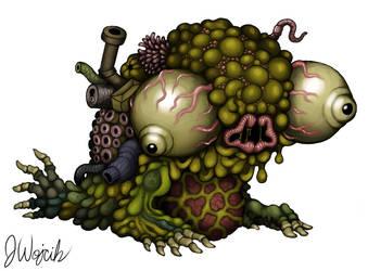 Color Garblob by scythemantis