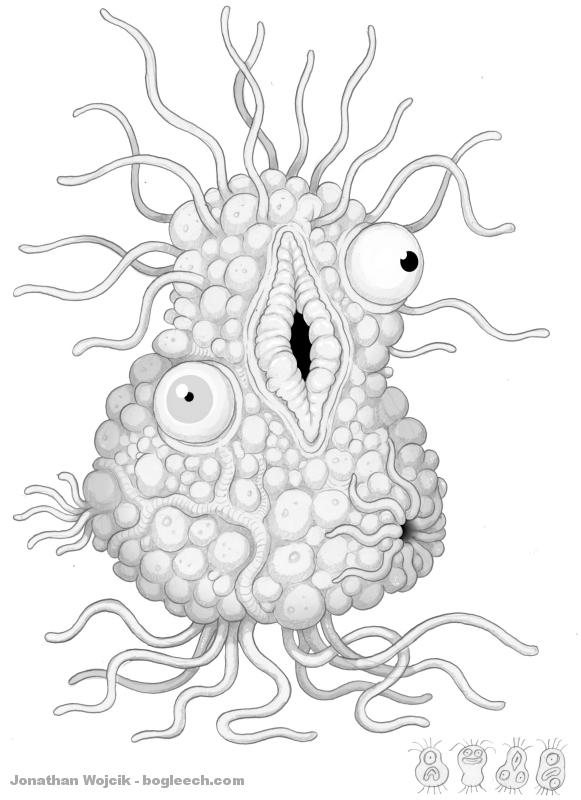 Mortasheen - Pathogerm by scythemantis