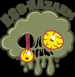 Ecohazard shirt design