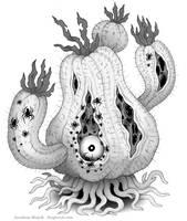 Mortasheen - Arachtus by scythemantis