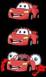 CARS 3 by scythemantis