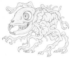 Mortasheen - Grave Snitch by scythemantis