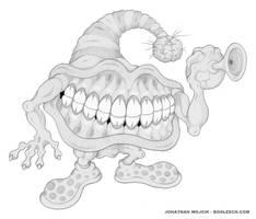 Mortasheen - Grindrome by scythemantis