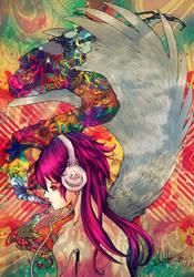Sound of Dreams by kaiser-mony