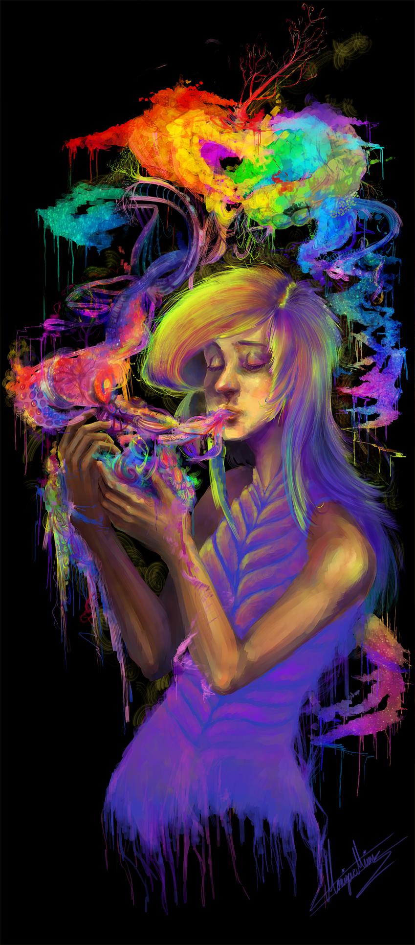 Take My Breath Away by kaiser-mony
