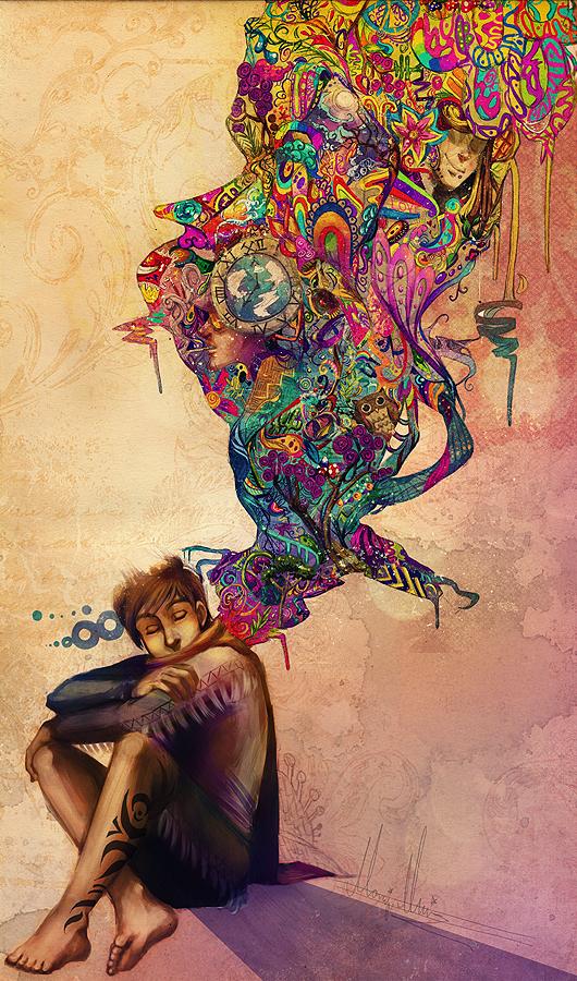 The Dreamer by kaiser-mony