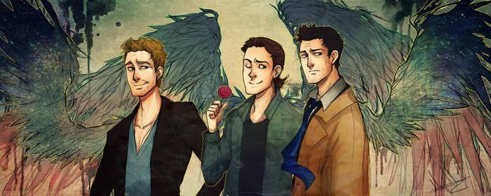 SPN: Angels