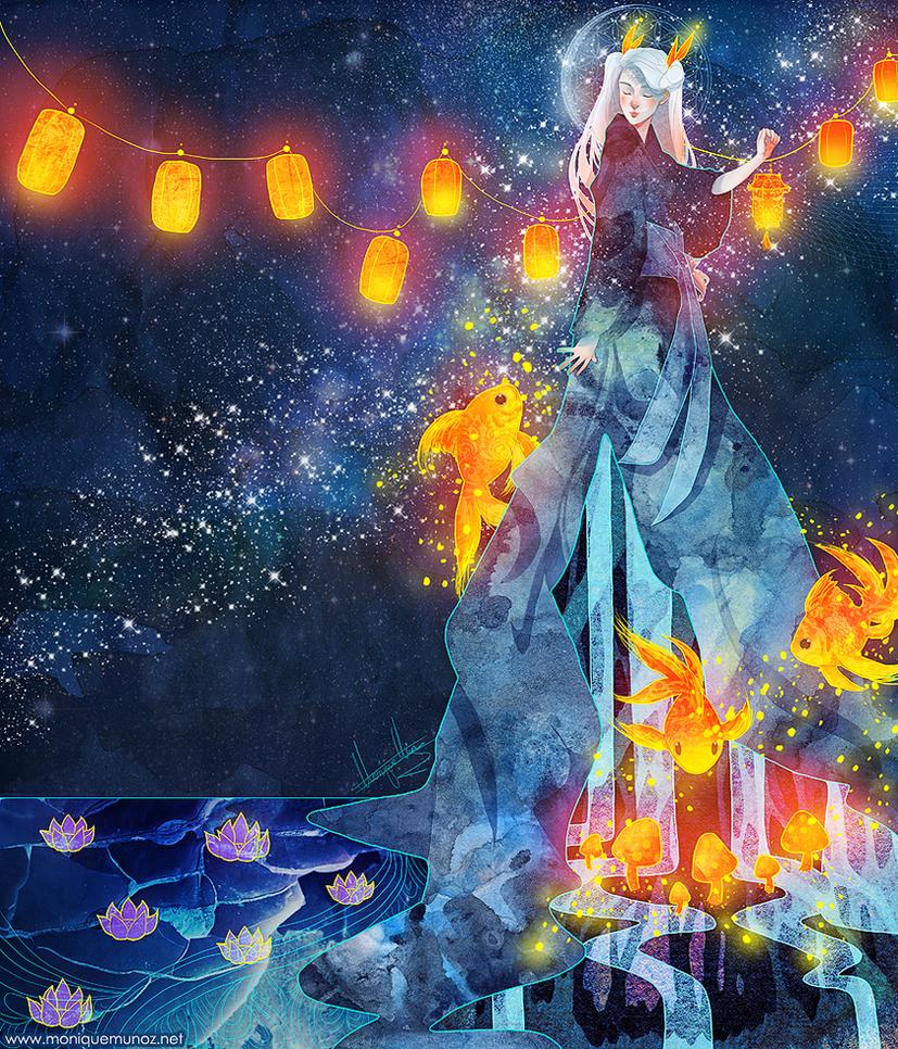 Moon Festival by kaiser-mony