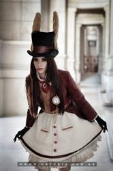 Alice Madness Returns by Obturia Fotografia by florrrr