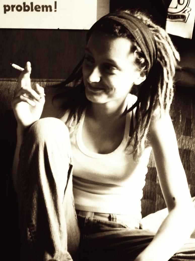 Reggae girl by kruszynqa on deviantart - Reggae girl wallpaper ...