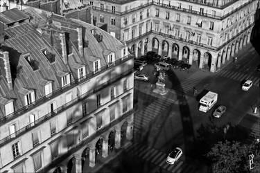 Rue de Rivoli by PatriceChesse