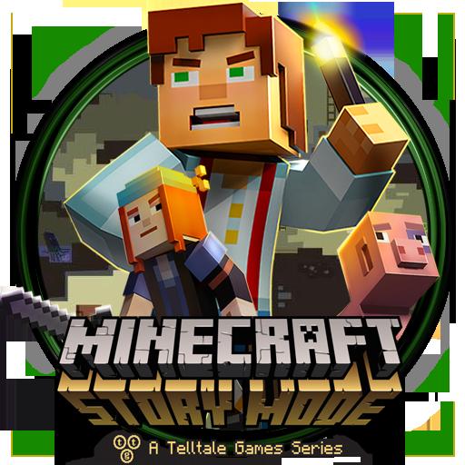 Minecraft story mode by alchemist10 on deviantart - Minecraft story mode wallpaper ...
