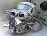 Dieselpunk Shock Trooper Mask MK IV