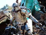 Steampunk Mechanical Soldier Mk I (3)