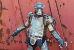 Steampunk Mechanical Soldier Mk I (10)