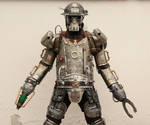 Upgraded Mechanical Soldier with plasma cannon