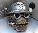 Mechanical Soldier Helmet MK II
