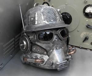 Dieselpunk Recon Helmet