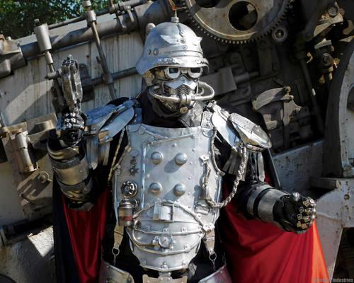 Grand Admiral battle armor MK II (2)