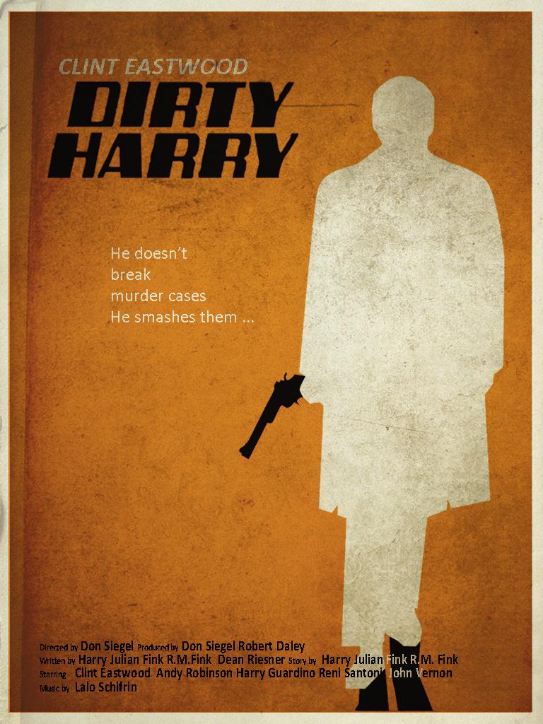 DIRTY HARRY by pongelektro