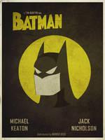 Batman by pongelektro