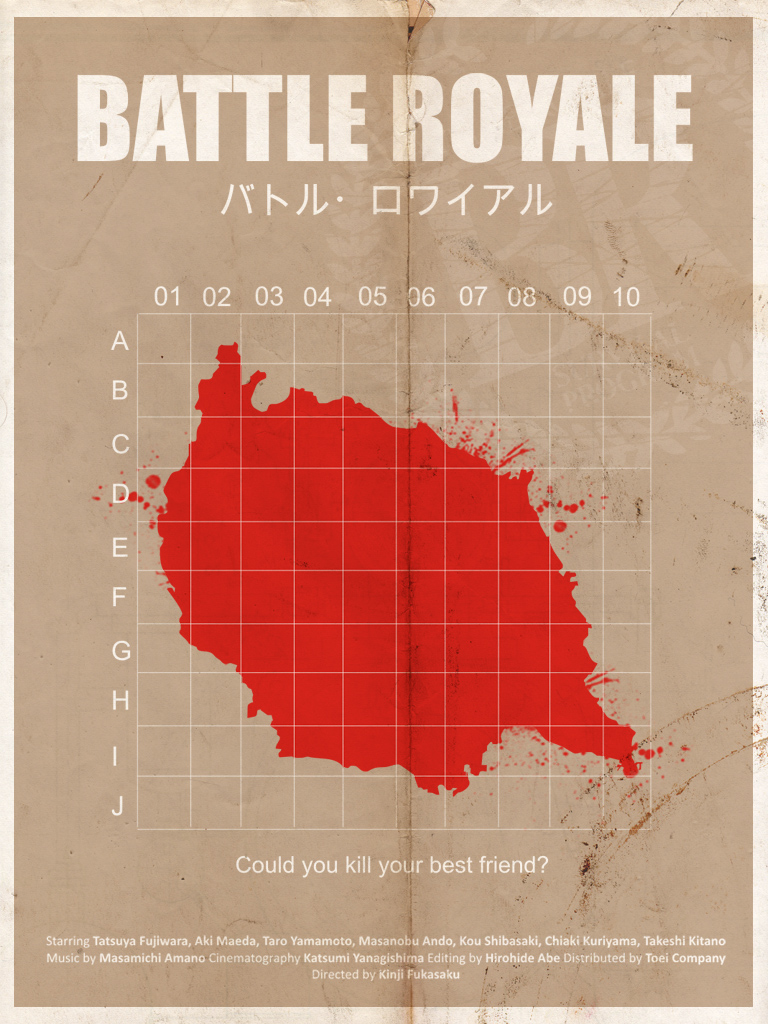 Battle Royale by pongelektro