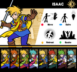 Super Smash Bros. Isaac