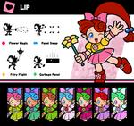 Super Smash Bros. Lip by P-Fritz