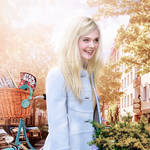 Elle Fanning as young!Gwen Stacy