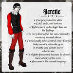 YOUNG HERETIC    Heretic    2021