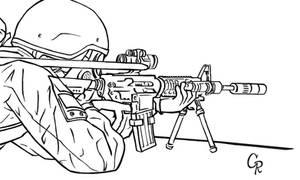 Precision kills by S-A-R-C