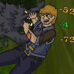 Level 1: Blackrock Worg by S-A-R-C