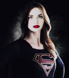 Holland Roden as Supergirl