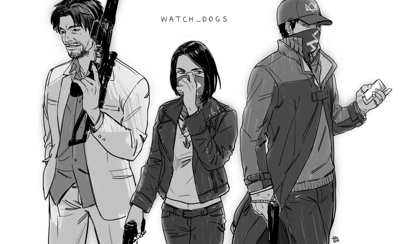Jordi Watch Dogs