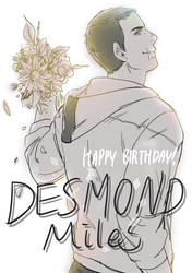 Happy birthday Desmond