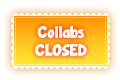 FTU: Collabs - CLOSED stamp by IndianaMagic