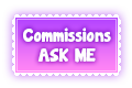 FTU: Commissions - ASK ME stamp by IndianaMagic
