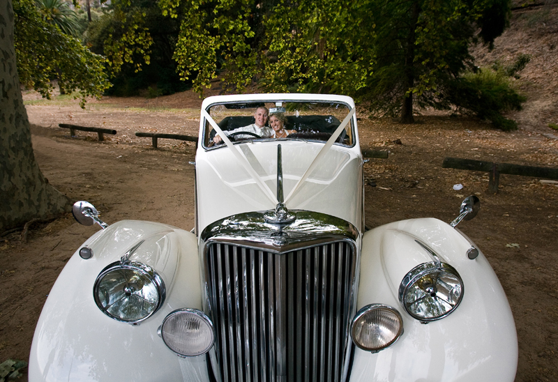 Martyn and Becca Bridal Car by xxenssial