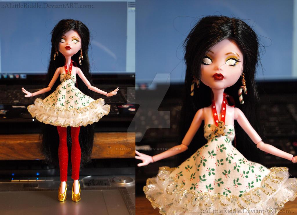 .:Naomi 'Sherlock' Harionna:. by ALittleRiddle
