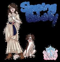 .:Sleeping Beauty:. by ALittleRiddle